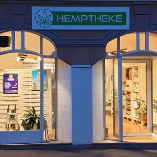 Hemptheke eröffnet die 8. Filiale