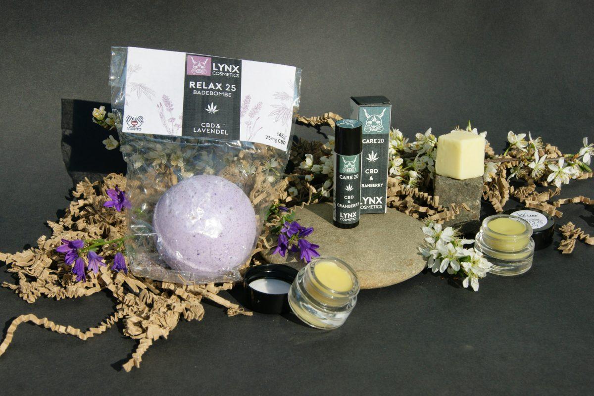 Produktvorstellung: Hanfkosmetik von LYNX Cosmetics